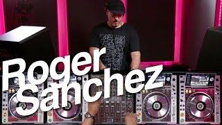 Roger Sanchez - Live @ DJsounds Show 2014