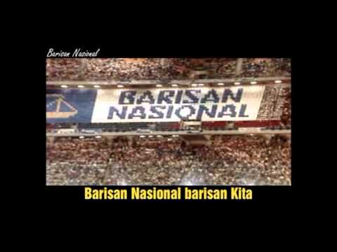 Video of Barisan Nasional Theme