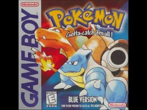 Pok�mon Version Bleue Game Boy