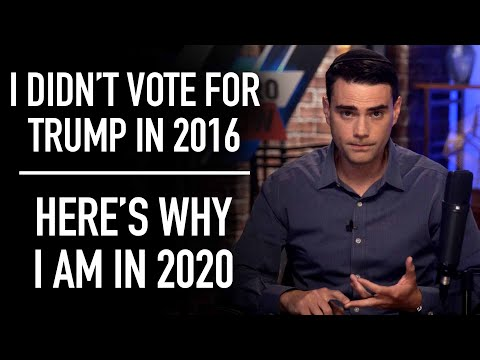I didn't vote for Trump in 2016. I am in 2020 — here's why.
