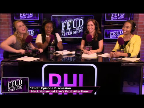 Feud Season 1 Episode 1 Review and Aftershow | Black Hollywood Live
