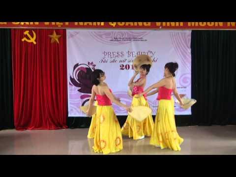 [PB2013] - Sơ khảo - Thùy Dương - Múa Quê Tôi.mpg