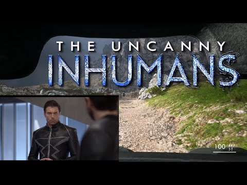 """Just Some Thoughts on """"The Inhumans"""" Trailer"""