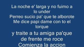 falsetto y sammy ft ñengo flow - yo se que tu quieres (letra)
