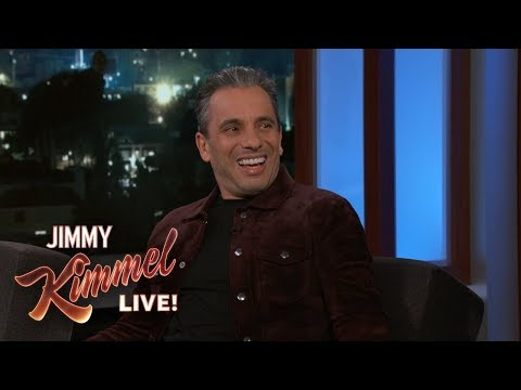 Sebastian Maniscalco Will Never Impress His Parents