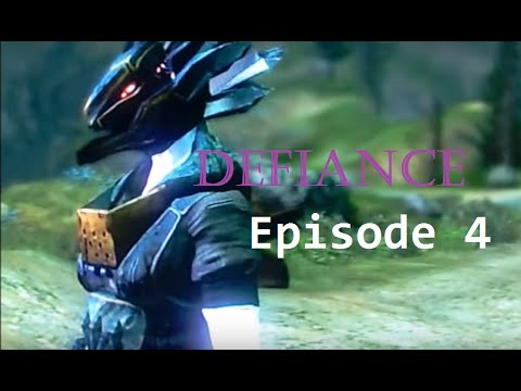Defiance Season 1 Ep. 4 A Major Arkfall, Spikes, Stims!