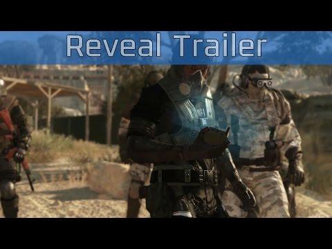 Metal Gear Solid V : The Phantom Pain Playstation 4