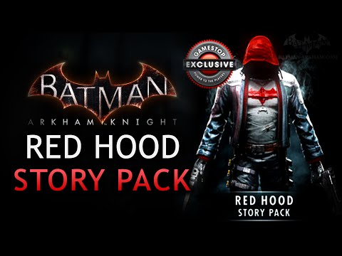 RED - Batman: Arkham Knight - New