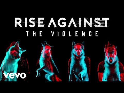 Rise Against - The Violence (Audio) (видео)