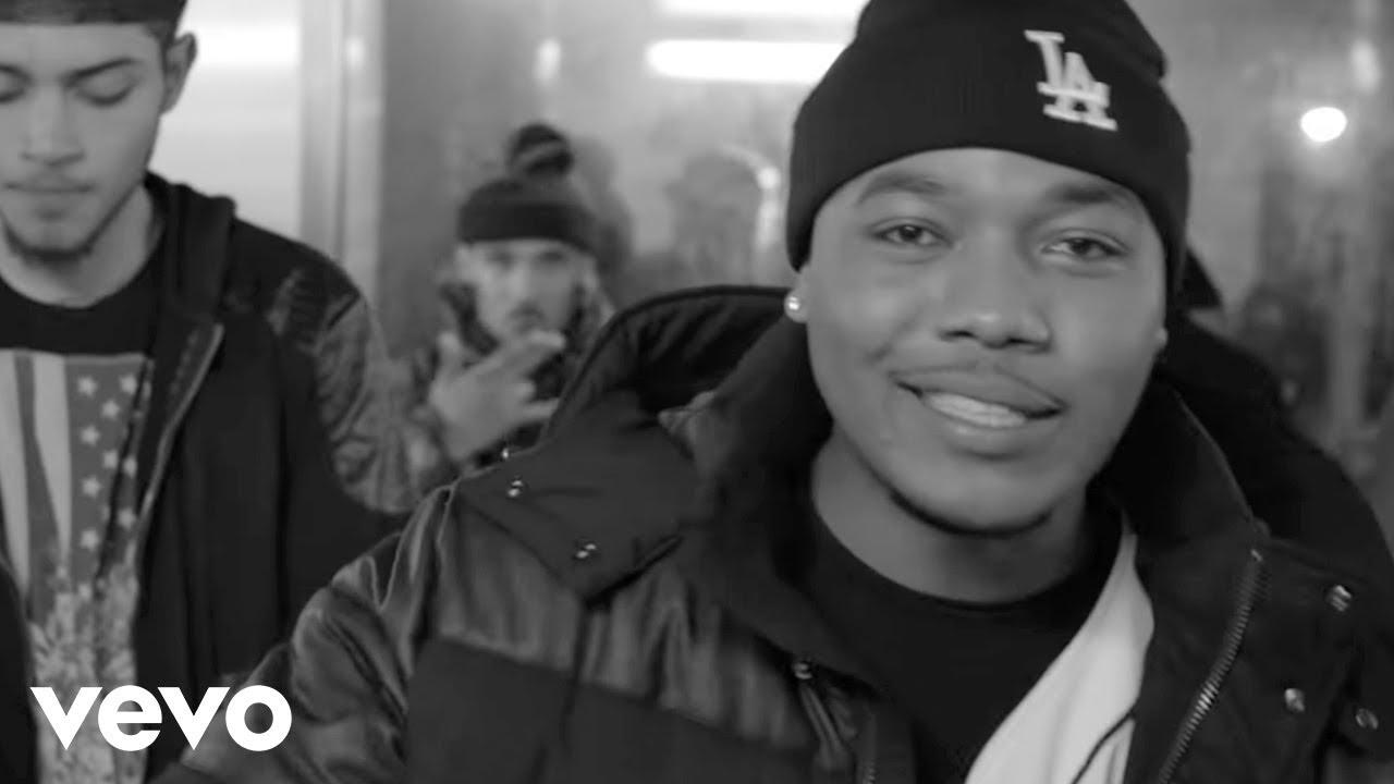 Cozz – Knock The Hustle f. J. Cole (Video)