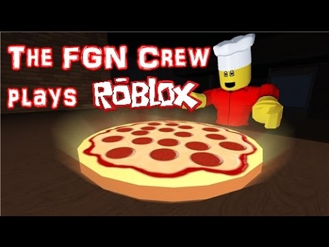 The FGN Crew Plays: Roblox - Work at a Pizza Place (HUGE UPDATE) (PC)