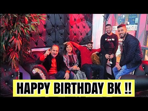 Happy birthday quotes - Happy Birthday To Our Brother (BK)  Birthday Bash  Birthday Meal 2019
