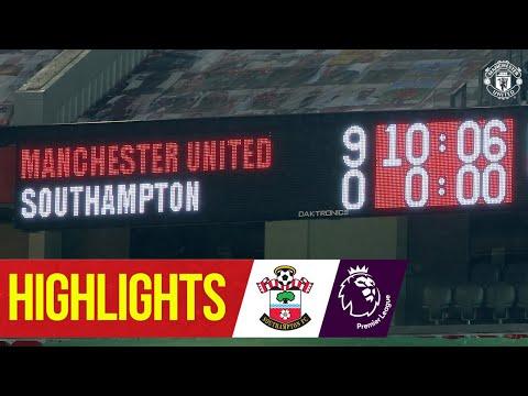 Reds run riot against the Saints! | Manchester United 9-0 Southampton | Highlights | Premier League