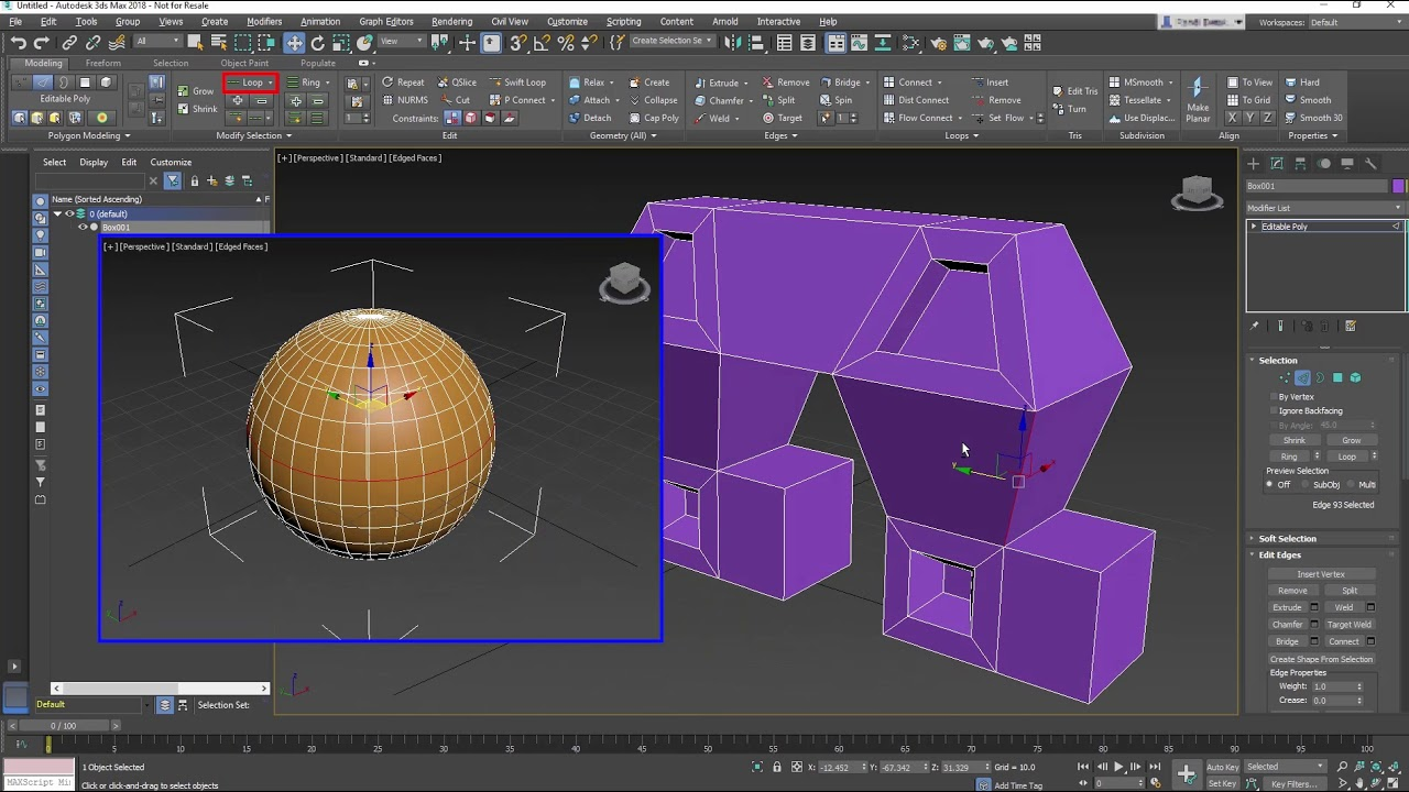 video/modeling tools 3ds max tutorial
