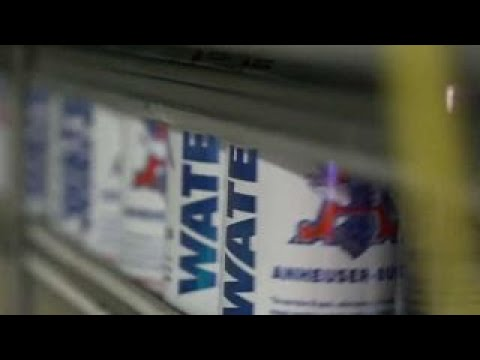 Anheuser-Busch to send 300K cans of drinking water to Carolinas