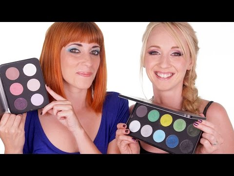 0 Les nouveaux fards Artist Shadow de Make Up For Ever