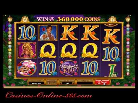 Starlight Kiss Slot machine - Casinos-Online-888.com
