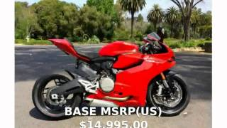 4. 2014 Ducati Panigale 899  Specs Dealers