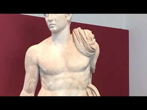 Why are penises in Greek art so small?