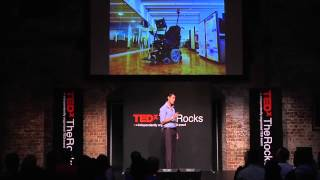 TEDxTheRocks | Enabling Technology | Dr Jordan Nguyen