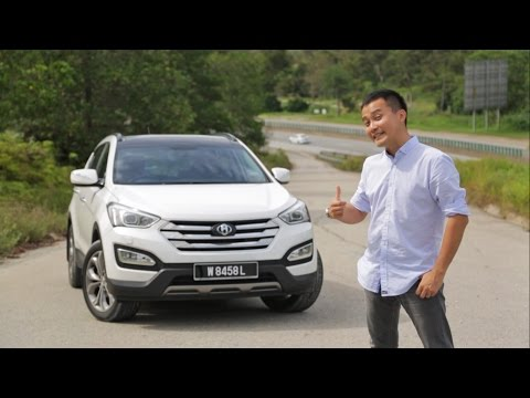 Hyundai Santa Fe 2.2 CRDi review – AutoBuzz.my