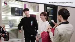 Video W BTS E08 Dress (English sub) MP3, 3GP, MP4, WEBM, AVI, FLV April 2018
