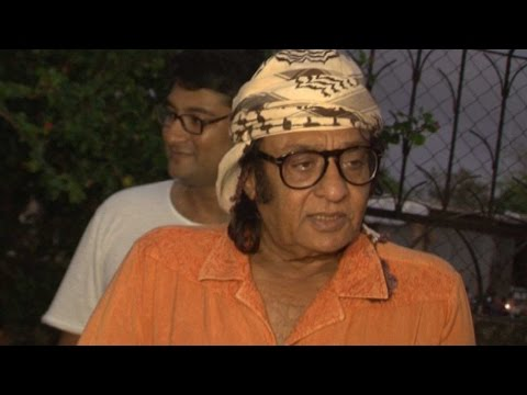 Bollywood Actor Ranjeet At The Success Of Hindi Pl