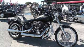 9. 042072 - 2008 Harley Davidson Softail Night Train   FXSTB - Used motorcycles for sale