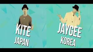 Kite vs Jaygee – BBIC World Final Day-3 Pop Semi Final (Another angle)