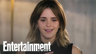 Nonton Emma Watson Burst Into Tears When She First Saw Hermione In  Cursed Child    Entertainment Weekly Film Subtitle Indonesia Streaming Movie Download