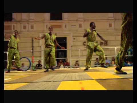 Circus Circus Agency presents : Acrobats from Kenya (KE 000)