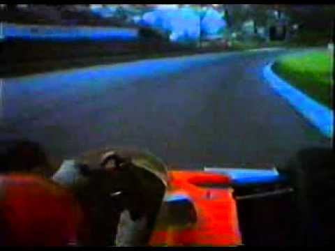 on board camera di niki lauda in ferrari a monza '77