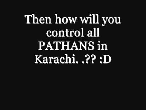 Download Baloch and pathan in karachi. HD Video