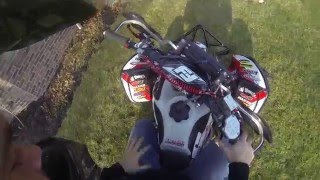Video Trx 450 First Test Ride MP3, 3GP, MP4, WEBM, AVI, FLV Juni 2017