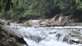 Gopeng Malaysia  city pictures gallery : Whitewater rafting adventure in Gopeng, Malaysia
