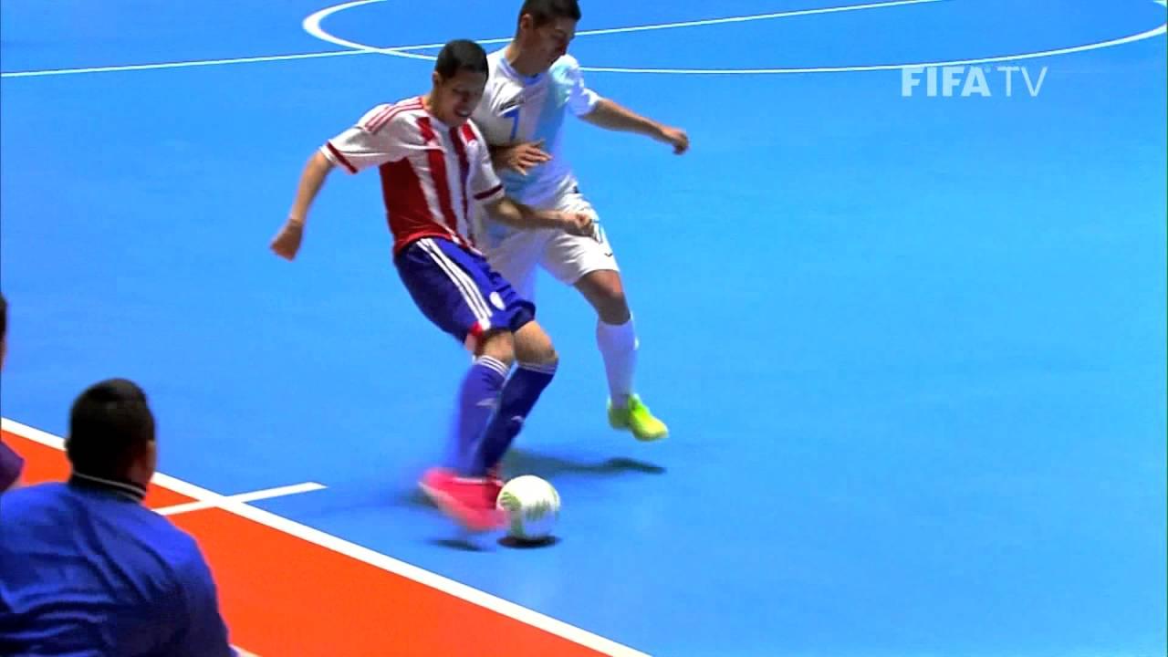 Match 29: Guatemala v Paraguay – FIFA Futsal World Cup 2016