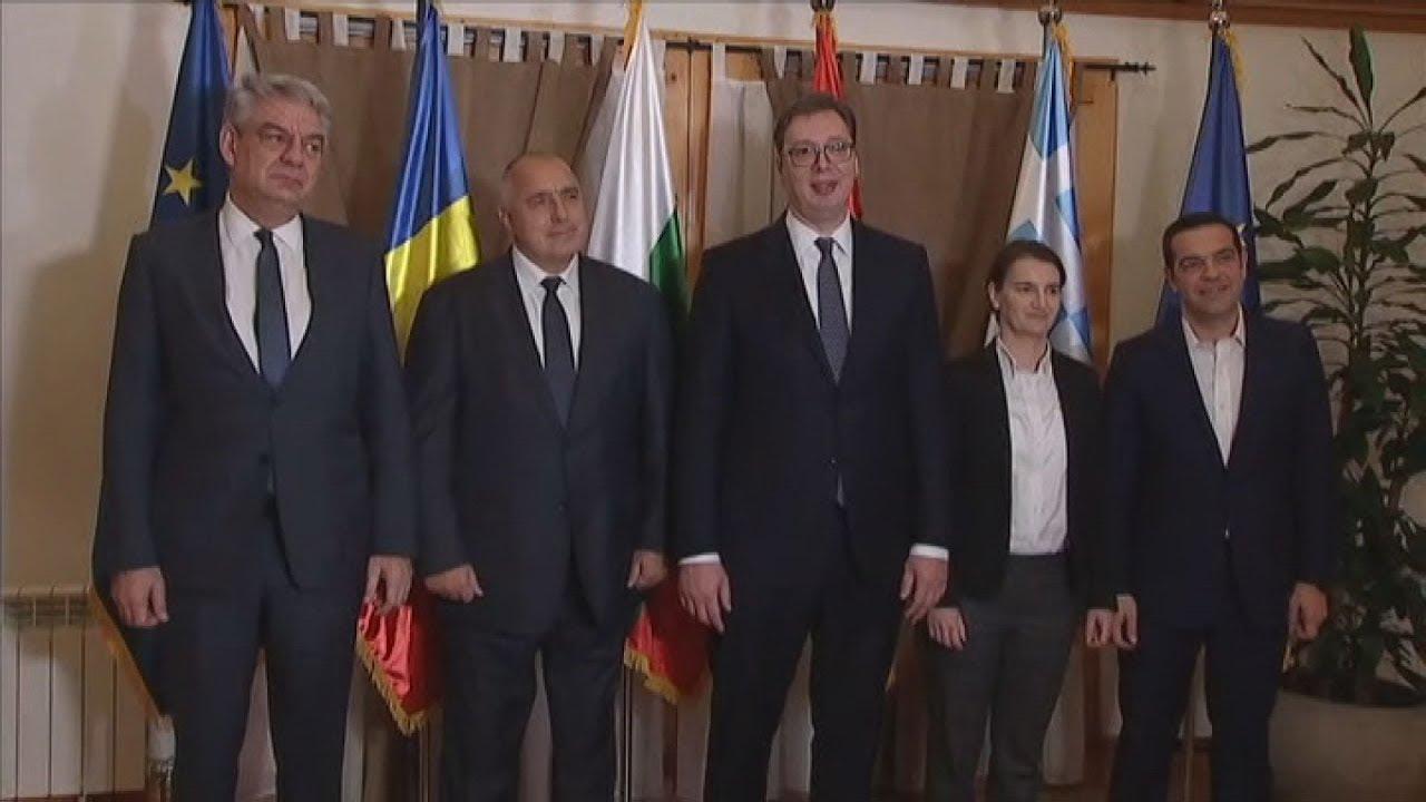 Στο Βελιγράδι  ο Αλ. Τσίπρας για την τετραμερή Σύνοδο Ελλάδας, Βουλγαρίας, Σερβίας και Ρουμανίας