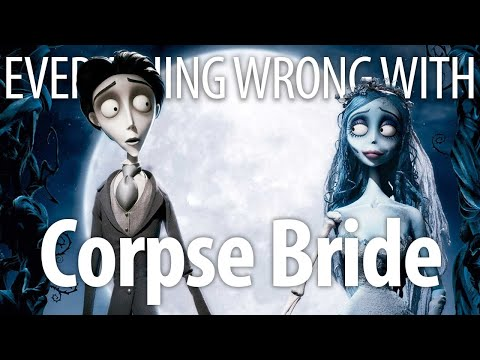 Everything Wrong With Corpse Bride In 14 Minutes Or Less