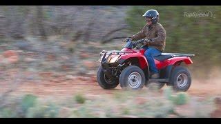 7. 2014 Honda FourTrax Recon