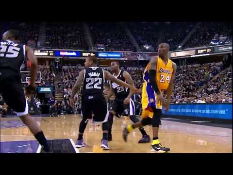 dagger - Kobe Bryant highlight reel.