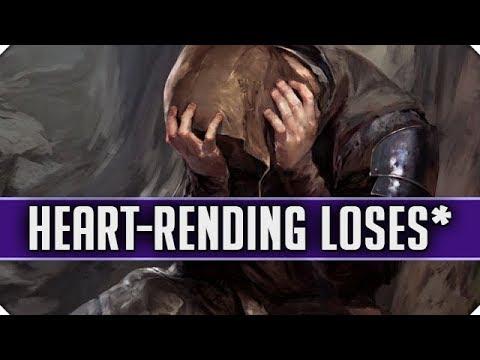 Heart-Rending Loses... sort of!   GWENT