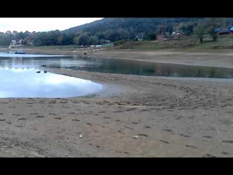 Aktuálny stav vodnej hladiny na Domaši v stredisku Dobrá 29.9.2012 /video+foto/