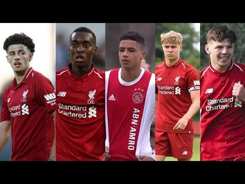 Top 5 Liverpool Academy Players Ft. Hoever, Jones & Camacho • 2018/19