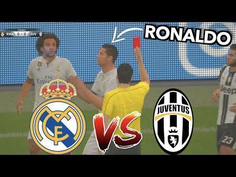 CHAMPIONS LEAGUE FINAL | Real Madrid VS Juventus | FIFA EDITION