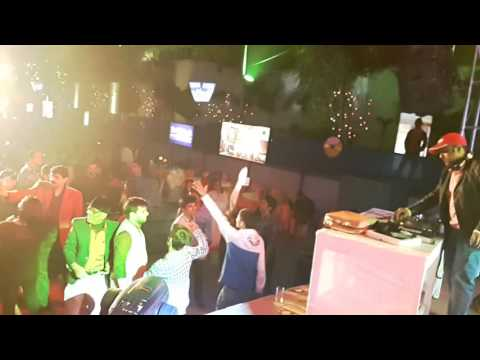 Dj Rahul Live 31 Dec 2015 at Calcutta Swimming Club 2