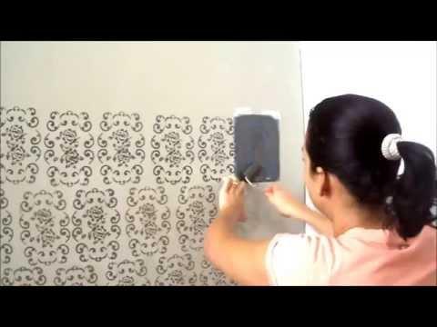 Efeito papel de parede