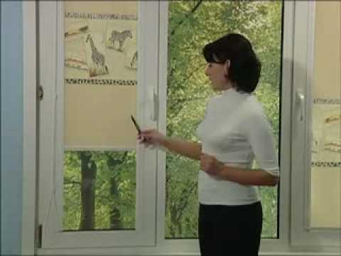 Презентация тканевых ролет.