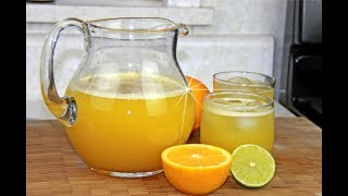 Learn how to make a Natural Orange Pineapple Juice in our summer drink series, with Chris De La Rosa of CaribbeanPot.com Using fresh, ripe oranges, pineapple and limes, we'll make a delicious refreshing juice you and your children will enjoy when the temperature goes up this summer.How to peel, core and cut a pineapple: https://www.youtube.com/watch?v=pELWlvNUN6oFor this summertime pineapple juice you'll need...1 large pineapple (ripe)5-7 oranges1 lime2 tablespoons honey (to your liking)4-6 drops Angostura Bitters1 cup water2-4 cups carbonated waterPlease Support: https://www.patreon.com/caribbeanpotMore Caribbean recipes can be found at http://www.caribbeanpot.comPlease support my efforts @ https://www.patreon.com/caribbeanpotGet my Gourmand Award winning cookbook, The Vibrant Caribbean Pot - 100 Traditional And Fusion Recipes Vol 2 @ http://www.WestIndianFoodCompany.comConnect with Chris De La RosaFacebook: https://www.facebook.com/RealCaribbeanPot/Twitter: https://twitter.com/obzokeeInstagram: caribbeanpotContact: http://caribbeanpot.com/contact/Pinterest: http://www.pinterest.com/caribbeanpot/the-caribbean-pot/To learn more about Chris De La Rosa, you can visit http://www.ChrisDeLaRosa.com