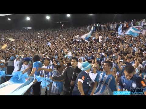 Racing Campeon 2014 - Muchachos, El rojo ya lo demostró - La Guardia Imperial - Racing Club