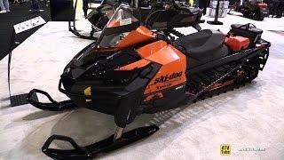 10. 2015 Ski-Doo Tundra Xtreme 600 HO - Walkaround - 2014 Toronto ATV Show